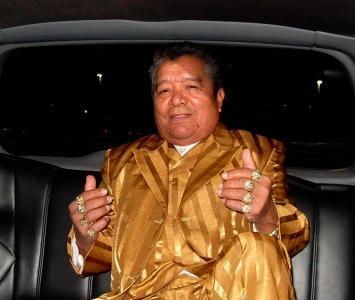 Pastor López, icono de las fiestas de fin de año