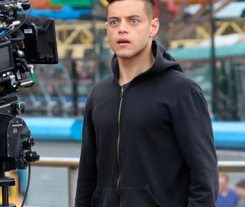 Rami Malek será el villano en 'Bond 25'