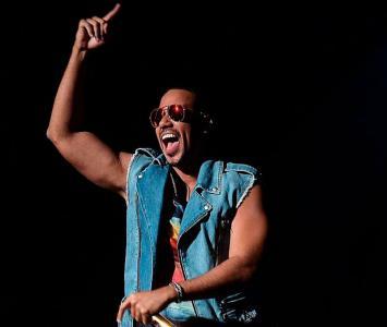 Romeo Santos, cantante de bachata