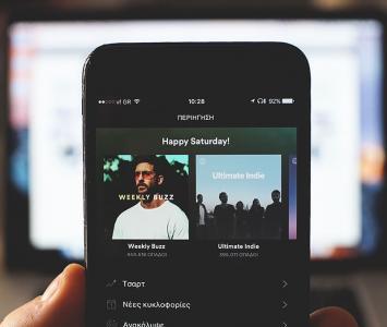 Spotify aun es la plataforma líder de música por streaming
