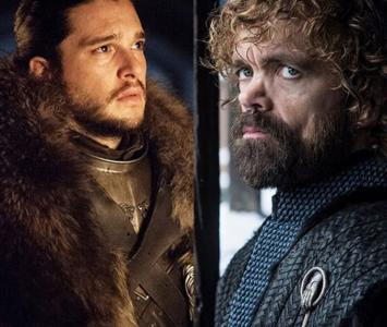 Jhon Snow y Tyrion Lannister son personajes calve en Games of Thrones