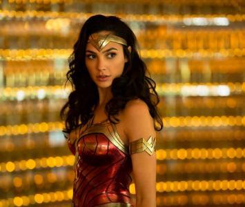Wonder Woman es la heroína de DC más querida
