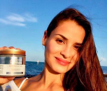 Yuli Ferreira, actriz colombiana