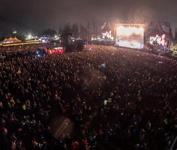 El Festival presentó en su segundo día a Grupo Niche, Disclosure y Underworld.