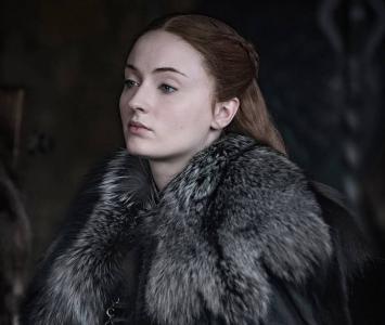 Sophie Turner es Sansa Stark en Game of Thrones