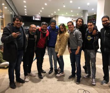 """El Cartel Celebra el cumpleaños de """"El Tripas"""""""