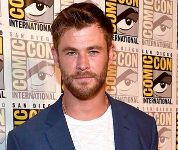Chris Hemsworth interpretó a Thor en las películas de Marvel