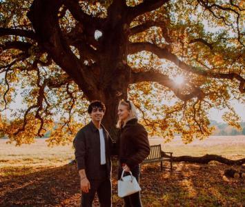 Joe Jonas y Sophie Turner ahora son esposos