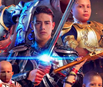 Warrior Children, videojuego que protagoniza James Rodríguez