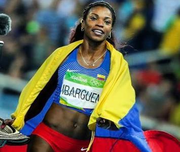 Caterine Ibargüen, atleta colombiana