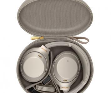 Audífonos inalámbricos Sony WH-1000XM3