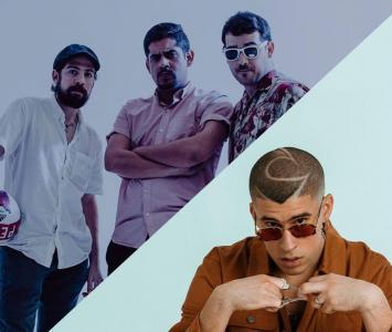 Bad Bunny y grupo Los Rivera Destino sacaron un tema conjunto