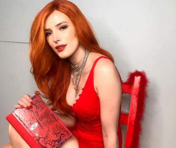 Bella Thorne fue amenazada por un hacker