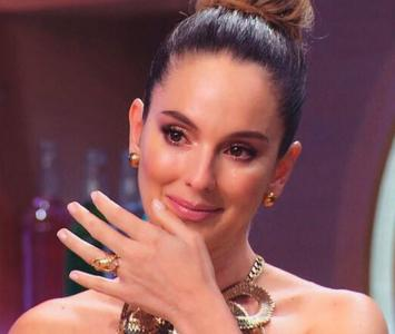 Claudia Bahamón lanzó emotivas palabras para Jota Mario