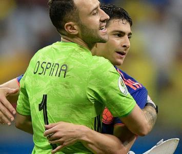 David Ospina, portero de la Selección Colombia