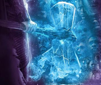 Hacha 'Stormbreaker' de Thor