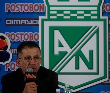 Juan Carlos Osorio vuelve a Nacional