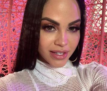 La cantante intercambió mensajes con Rob Kardashian
