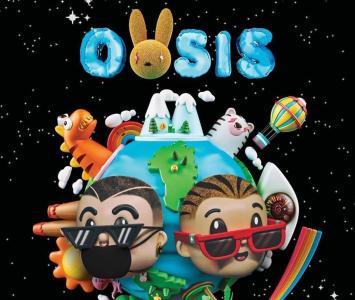 Oasis, nuevo disco de J Balvin y Bad Bunny