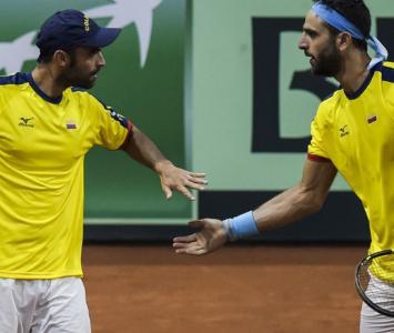 Robert Farah y Juan Sebastián Cabal superaron los cuartos de final en Roland Garros
