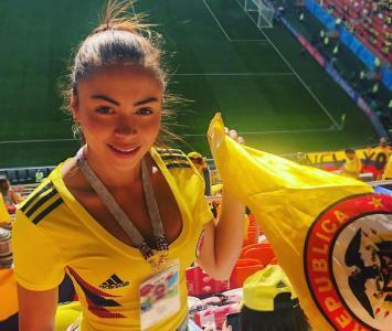 Daneidy Barrera, más conocida como 'Epa Colombia'