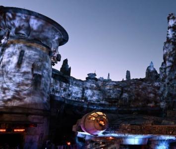 Parque Star Wars