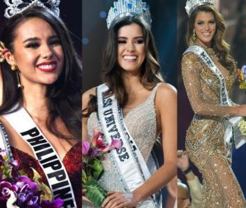 Miss universo, las mujeres más bellas del planeta