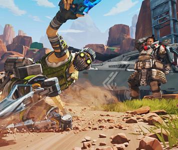Apex Legends es un videojuego que compite con Fortnite