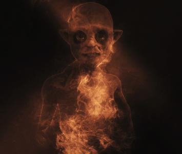 Cine de fantasía y fantasmas en el agua en El Cartel Paranormal