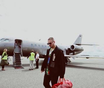 J Balvin es uno de los artistas colombianos más importantes en el mundo
