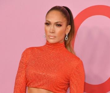 Jennifer Lopez conoció a su doble latina