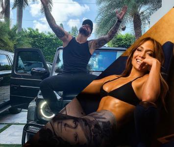 Maluma y Jennifer López tendrán una película juntos