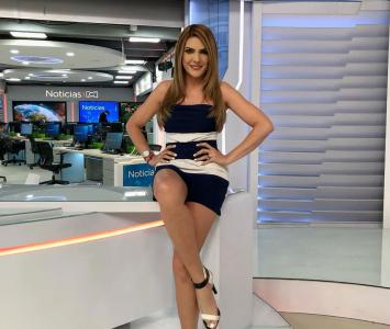 Ana Karina Soto es una reconocida presentadora