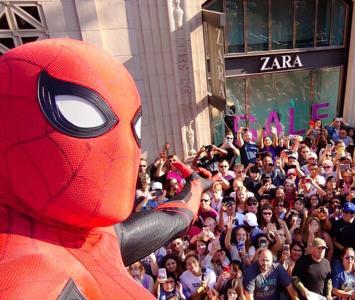Spider-Man: Far From Home es un éxito de taquilla