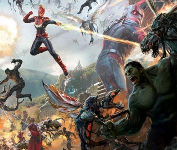 Campus Avengers en Disney