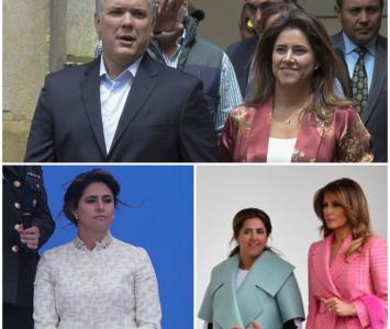 Los outfits de María Juliana Ruiz