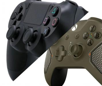 Controles de Playstation 4 y Xbox One