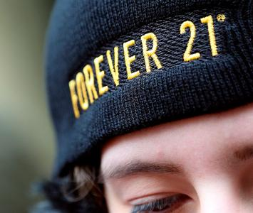 Tienda de ropa Forever 21