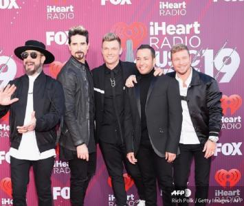 Backstreet Boys vendrán a Colombia