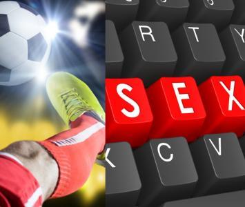 Futbolistas son buscados en páginas porno