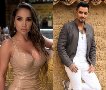 Paola Jara y Jhon Alex Castaño son cantantes de música popular