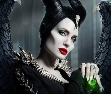 Maléfica, personaje de Angelina Jolie