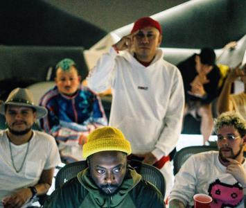 Piso 21 y  Black Eyed Peas lanzan un tema en colaboración
