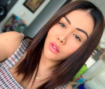 Yina Calderón estuvo en protagonistas de nuestra tele