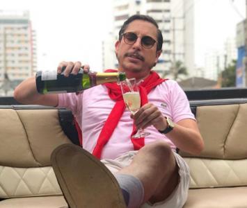 Juanpis echó pulla por rearme de Iván Márquez