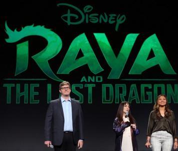 'Raya', el nuevo personaje que ingresa al universo de Disney