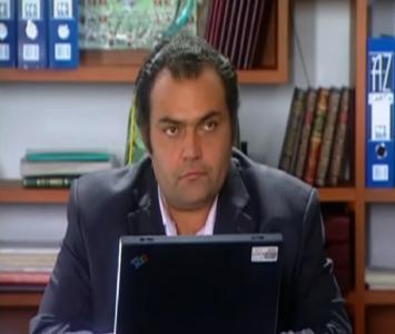 Enrique Carriazo en 'Los Reyes'