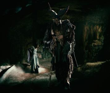 El Diablo en El Cartel Paranormal