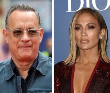 Jennifer López y Tom Hanks