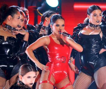 Becky G en los Latin American Music Awards